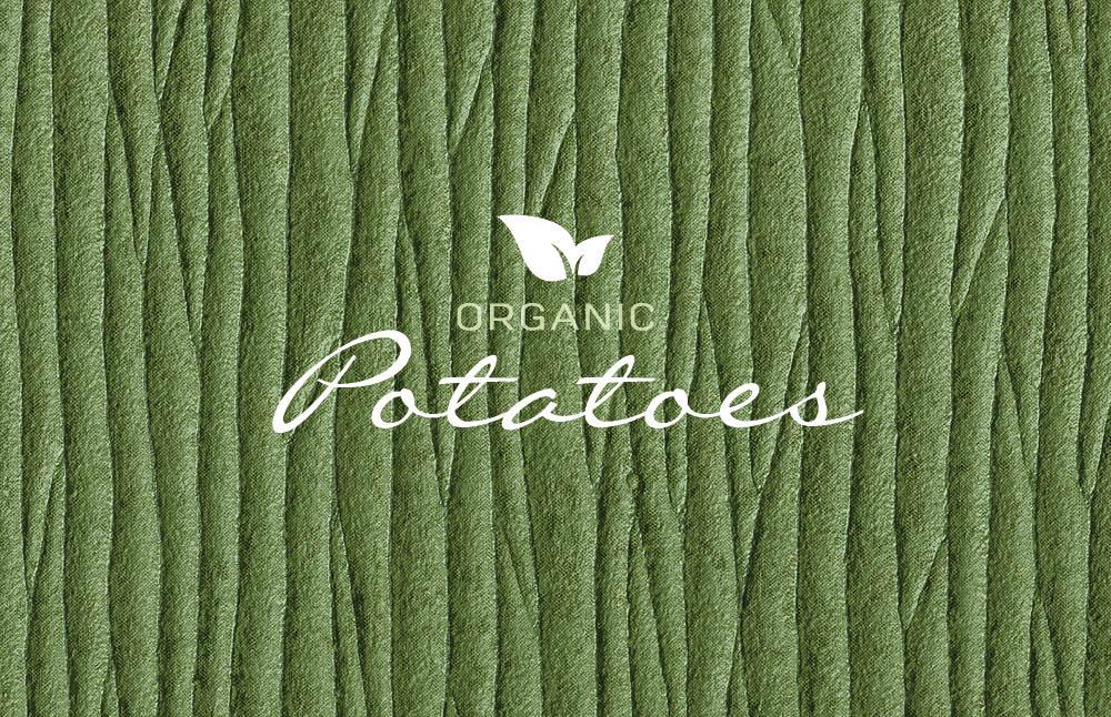 økologiske kartofler logo